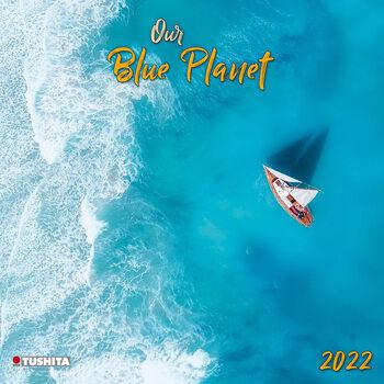 Kalendář 2022 Naše modrá planeta