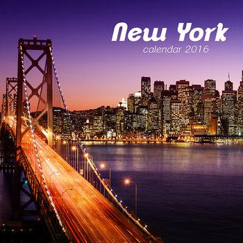 Kalendár 2021 New York