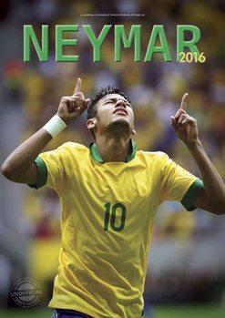 Kalendár 2017 Neymar