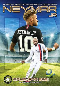 Kalendár 2021 Neymar