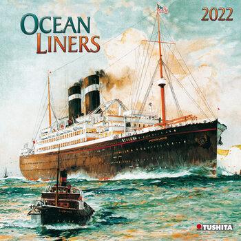 Kalendář 2022 Oceanliners