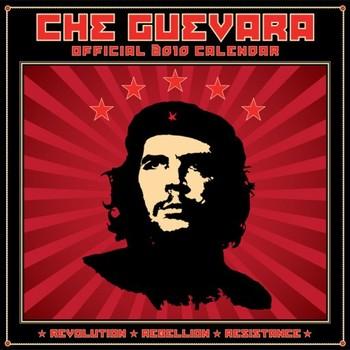 Kalendár 2021 Official Calendar 2010 Che Guevara