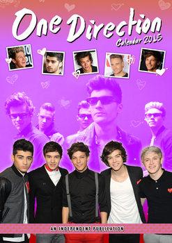 Kalendár 2017 One Direction