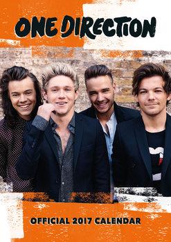 Kalendář 2017 One Direction