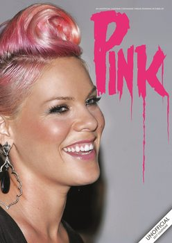 Kalendář 2017 Pink