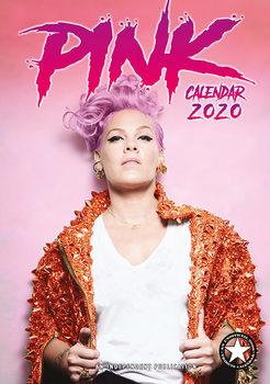 Kalendář 2020  Pink