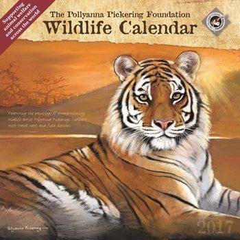 Kalendář 2017 Pollyanna Pickering