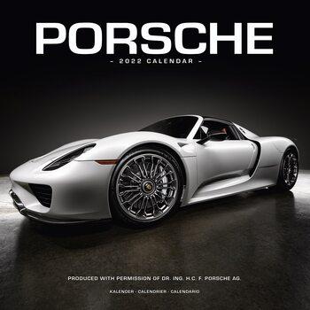 Kalendář 2022 Porsche