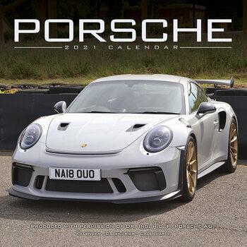 Kalendář 2021 Porsche