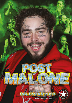 Kalendář 2020  Post Malone