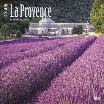 Kalendár 2021 Provence