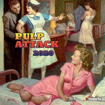 Kalendár 2020 Pult Attack