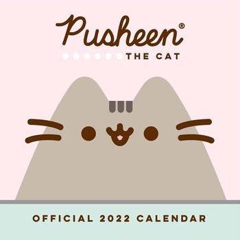 Kalendář 2022 Pusheen