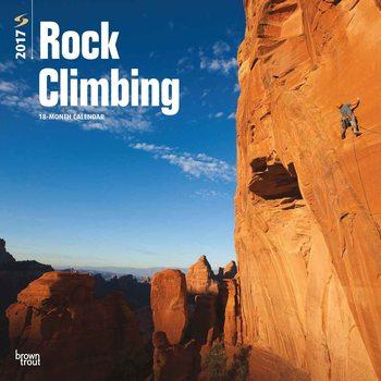 Kalendář 2017 Rock Climbing
