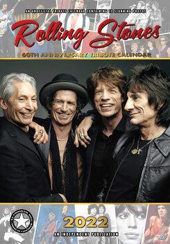 Kalendář 2022 Rolling Stones