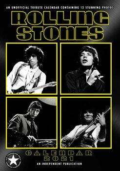 Kalendář 2021 Rolling Stones