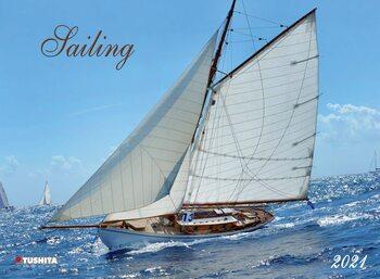 Kalendár 2021 Sailing