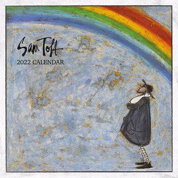 Kalendář 2022 Sam Toft