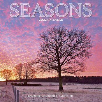 Kalendář 2022 Seasons