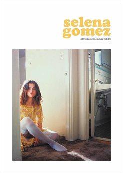 Kalendář 2019  Selena Gomez