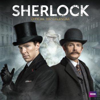 Kalendár 2017 Sherlock