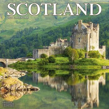 Kalendář 2021 Skotsko