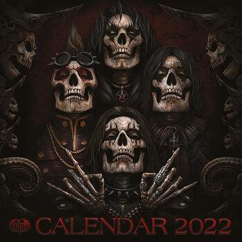 Kalendář 2022 Spiral