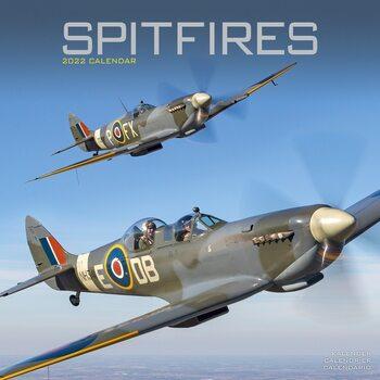 Kalendář 2022 Spitfires