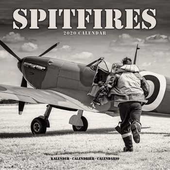 Kalendář 2020  Spitfires