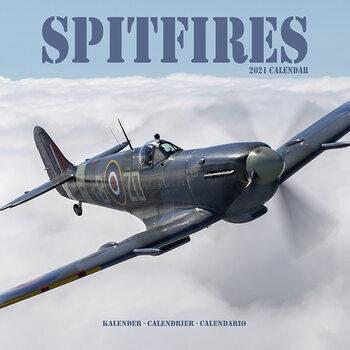 Kalendář 2021 Spitfires