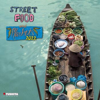 Kalendář 2022 Street Food