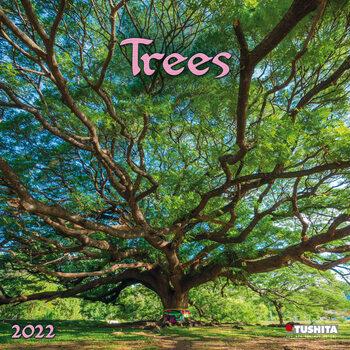 Kalendář 2022 Stromy