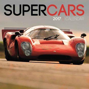 Kalendář 2017 Supercars