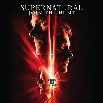 Kalendář 2019 Supernatural