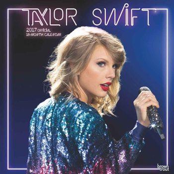 Kalendář 2017 Taylor Swift