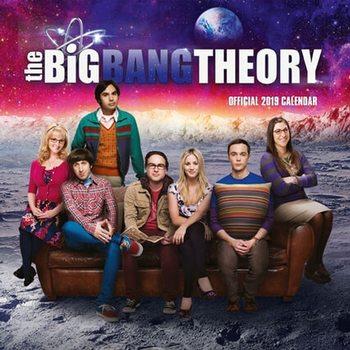 Kalendář 2019  Teorie Velkého Třesku