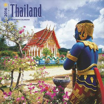 Kalendár 2021 Thajsko