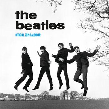 Kalendář 2019  The Beatles
