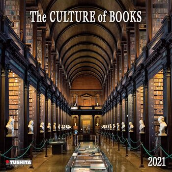 Kalendář 2021 The Culture of Books