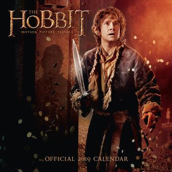 Kalendář 2019  The Hobbit