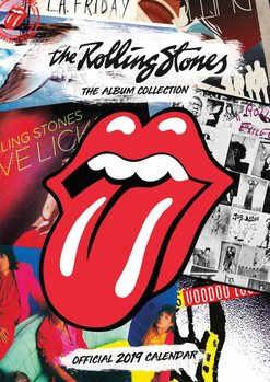 Kalendář 2019  The Rolling Stones