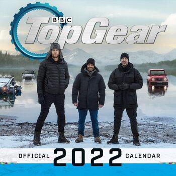 Kalendář 2022 Top Gear