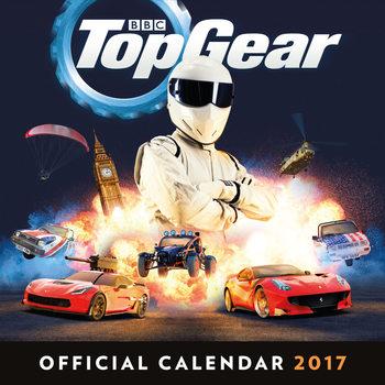 Kalendár 2017 Top Gear