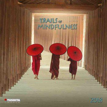 Kalendár 2018 Trails of Mindfulness