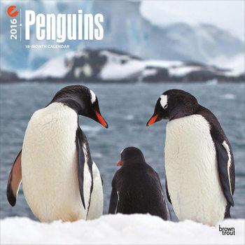 Kalendár 2017 Tučniaky