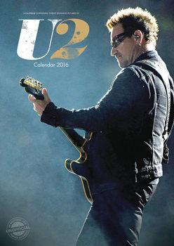 Kalendár 2017 U2