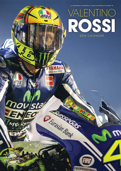Kalendář Valentino Rossi