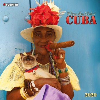 Kalendář 2020  Viva La Vida! Cuba