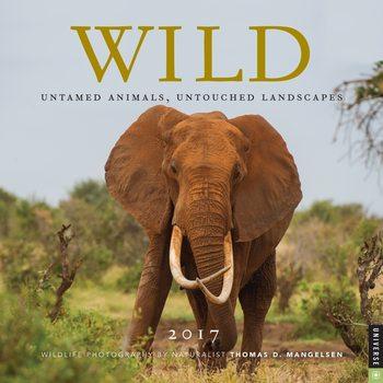 Kalendář 2017 Wild Nature