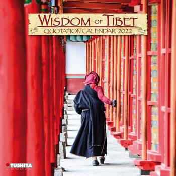 Kalendář 2022 Wisdom of Tibet